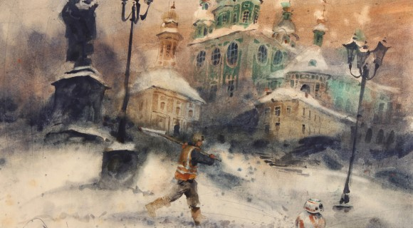 В частной коллекции. Москва