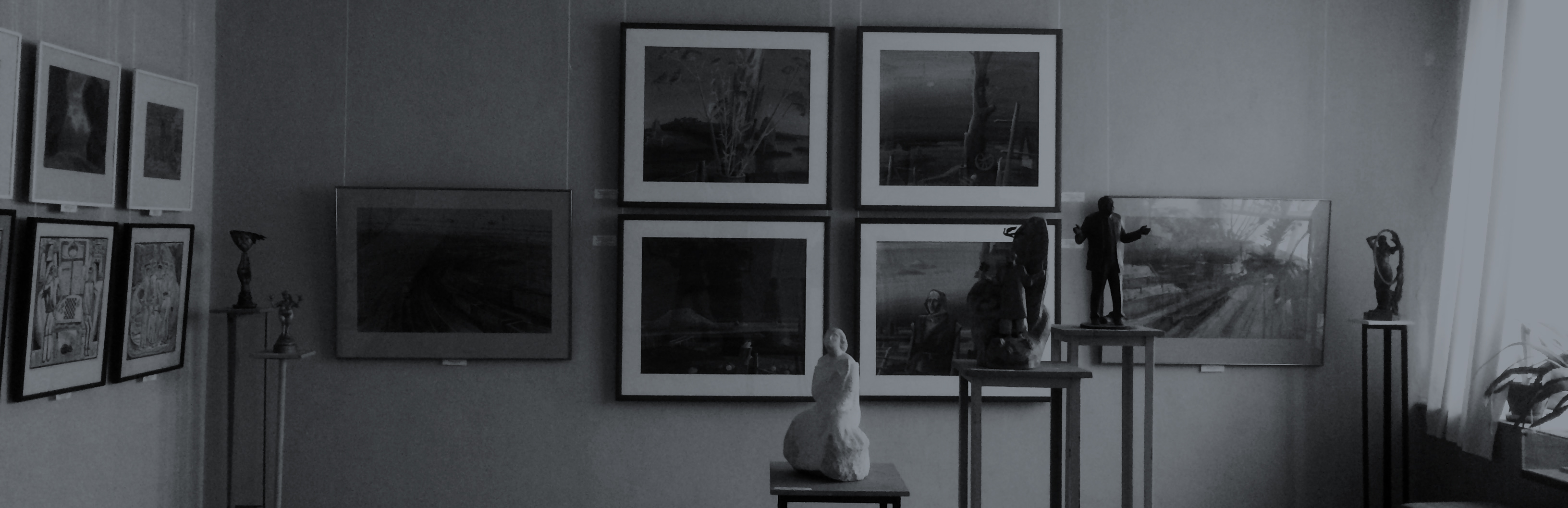 Областная выставка «Графика и скульптура малых форм»