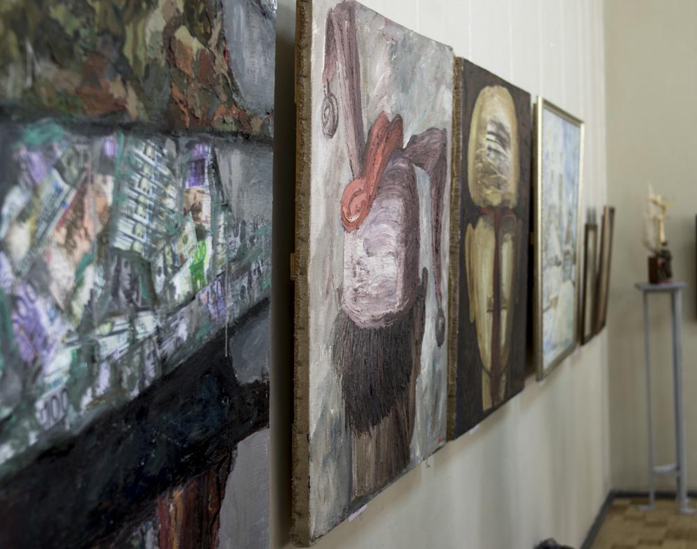 Выставка произведений вяземских художников «Мой любимый город»