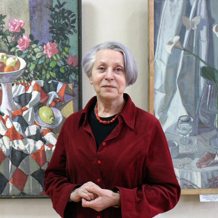 Сегодня 24 декабря на 76-м году ушла из жизни заслуженный художник России, живописец, график, профессор кафедры ИЗО СмолГУ Любовь Александровна Оборина. Светлая память.